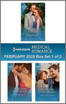 Harlequin Medical Romance February 2020 - Box Set 1 of 2