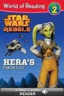 World of Reading Star Wars Rebels: Hera's Phantom Flight