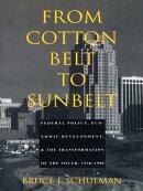 From Cotton Belt to Sunbelt