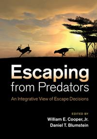 EscapingFromPredatorsAnIntegrativeViewofEscapeDecisions