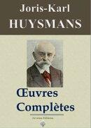 Joris-Karl Huysmans : Oeuvres complètes et annexes