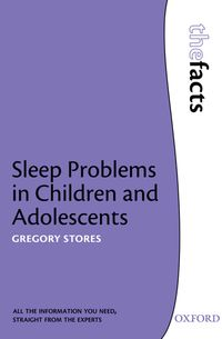 SleepproblemsinChildrenandAdolescents