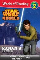 World of Reading Star Wars Rebels: Kanan's Jedi Training