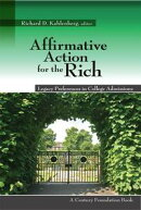 Affirmative Action for the Rich: Legacy Preferences in College Admissions