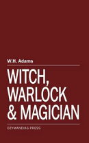 Witch, Warlock and Magician
