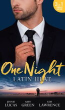 One Night: Latin Heat: Uncovering Her Nine Month Secret / One Night With The Enemy / One Night with Morelli …
