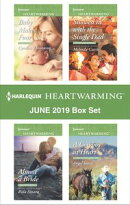 Harlequin Heartwarming June 2019 Box Set