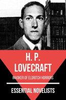 Essential Novelists - H. P. Lovecraft