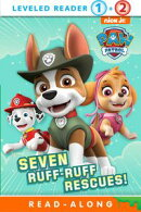 Seven Ruff-Ruff Rescues! (PAW Patrol)
