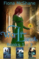 Wolf Land Boxed Set Books 1-3: Bluebells, Storyfalls and Divided