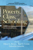 Poverty, Class, and Schooling