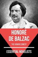 Essential Novelists - Honoré de Balzac