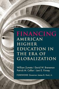 FinancingAmericanHigherEducationintheEraofGlobalization