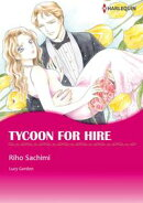 TYCOON FOR HIRE (Harlequin Comics)