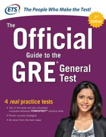 The Official Guide to the GRE General Test, Third Edition【電子書籍】[ Educational Testing Service ]