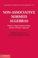 Non-Associative Normed Algebras : Volume 2, Representation Theory and the Zel'manov Approach