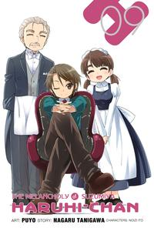 The Melancholy of Suzumiya Haruhi-chan, Vol. 9【電子書籍】[ Nagaru Tanigawa ]