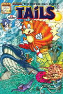 Sonic the Hedgehog's Buddy Tails #01