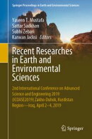 Recent Researches in Earth and Environmental Sciences