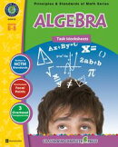 Algebra - Task Sheets Gr. 6-8