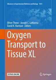 Oxygen Transport to Tissue XL【電子書籍】