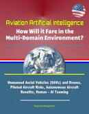 Aviation Artificial Intelligence: How Will it Fare in the Multi-Domain Environment? Unmanned Aerial Vehicles…