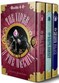 The Viper and the Urchin: Books 4-6 A Quirky Steampunk Fantasy series【電子書籍】[ Celine Jeanjean ]