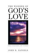 The Wonder of God's Love