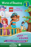 World of Reading: LEGO Disney Princess: Lost and Found