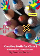 Creative Math for Class 1