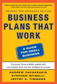 BusinessPlansthatWork:AGuideforSmallBusiness2/E