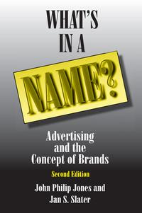 What'sinaName?AdvertisingandtheConceptofBrands