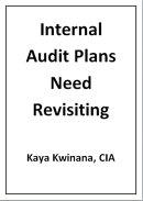 Internal Audit Plans Need Revisiting