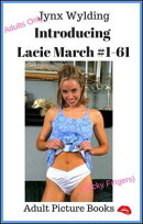 Introducing Lacie March #1-61 sticky fingers