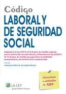 Código Laboral y de Seguridad Social 2012