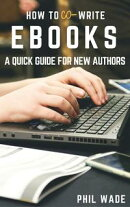 How To Co-write Ebooks