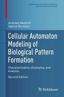 Cellular Automaton Modeling of Biological Pattern Formation