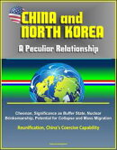 China and North Korea: A Peculiar Relationship - Cheonan, Significance as Buffer State, Nuclear Brinksmanshi…