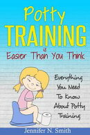 Potty Training Is Easier Than You Think: Everything You Need To Know About Potty Training