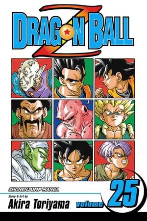 Dragon Ball Z, Vol. 25Last Hero Standing!【電子書籍】[ Akira Toriyama ]