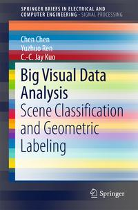 BigVisualDataAnalysisSceneClassificationandGeometricLabeling