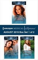 Harlequin Medical Romance August 2019 - Box Set 1 of 2
