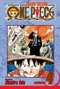 One Piece, Vol. 4The Black Cat Pirates【電子書籍】[ Eiichiro Oda ]