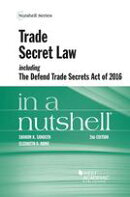Trade Secret Law including the Defend Trade Secrets Act of 2016 in a Nutshell