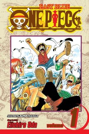 One Piece, Vol. 1Romance Dawn【電子書籍】[ Eiichiro Oda ]