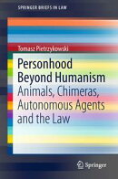 Personhood Beyond Humanism