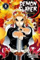 Demon Slayer: Kimetsu no Yaiba, Vol. 8