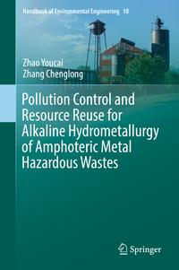 Pollution Control and Resource Reuse for Alkaline Hydrometallurgy of Amphoteric Metal Hazardous Wastes【電子書籍】[ Zhao Youcai ]