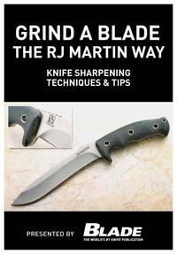 GrindaBladetheR.J.MartinWay:KnifeSharpeningTechniques&Tips