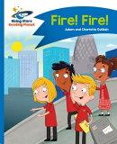 Reading Planet - Fire! Fire! - Blue: Comet Street Kids